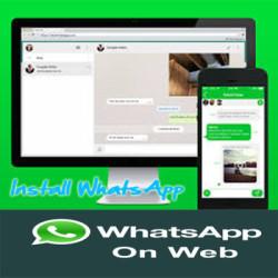 WhatsApp web 2017