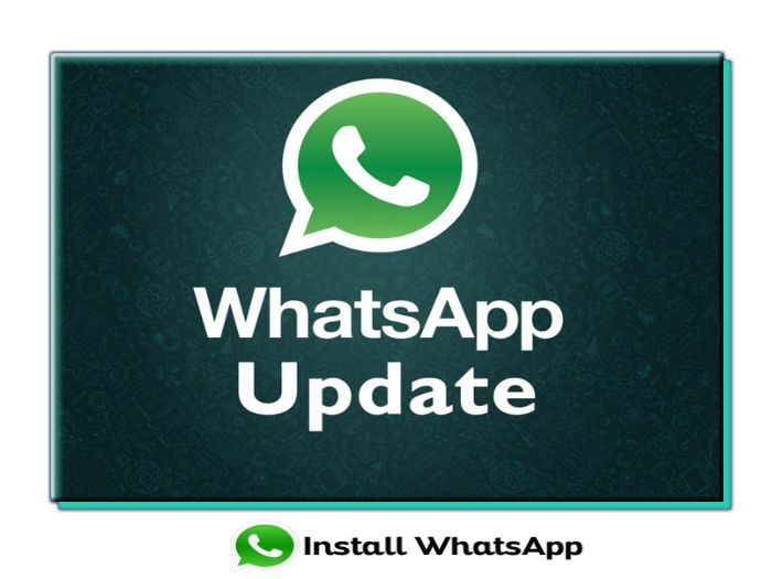update whatsapp 2017