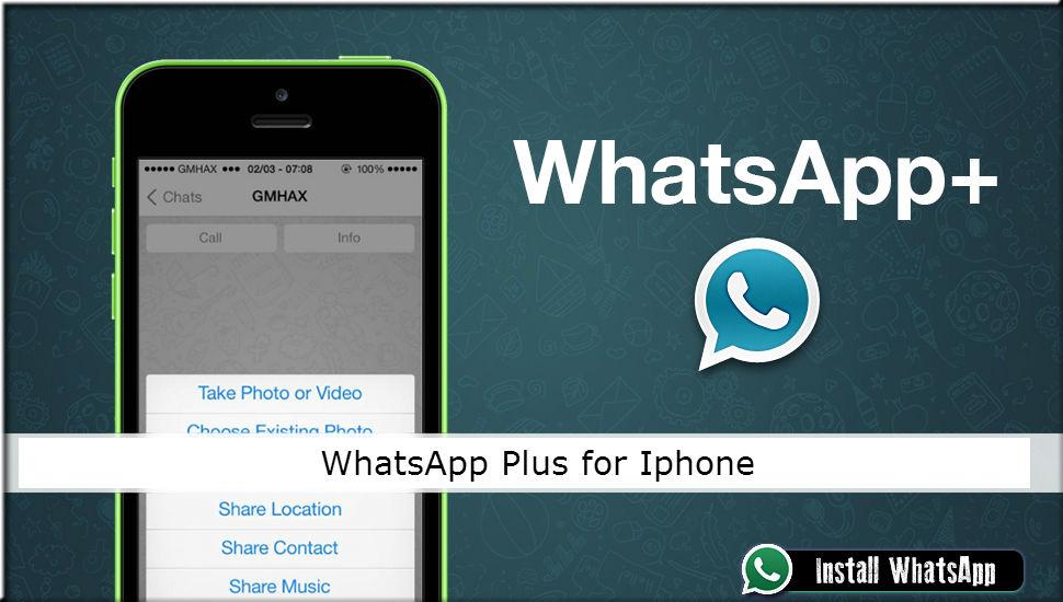 whatsapp plus for iphone 7 plus