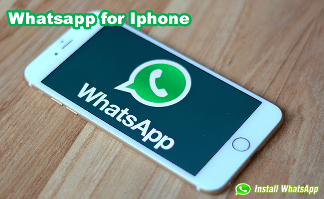 whatsapp for iphone and ipad
