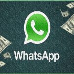 Pay to get Whatsapp