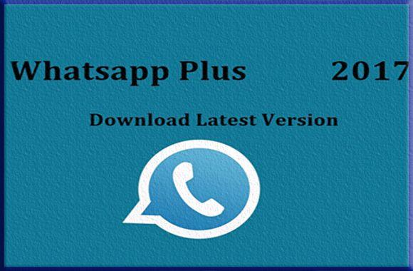 Whatsapp Plus Last Version