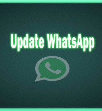 update whatsapp last version